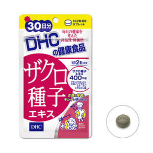 DHC-Pomegranate soy